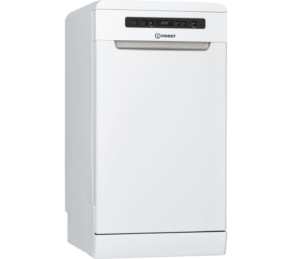 INDESIT DSFO 3T224 Z UK N Slimline Dishwasher - White