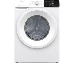 WFGE80141VM 8 kg 1400 Spin Washing Machine - White
