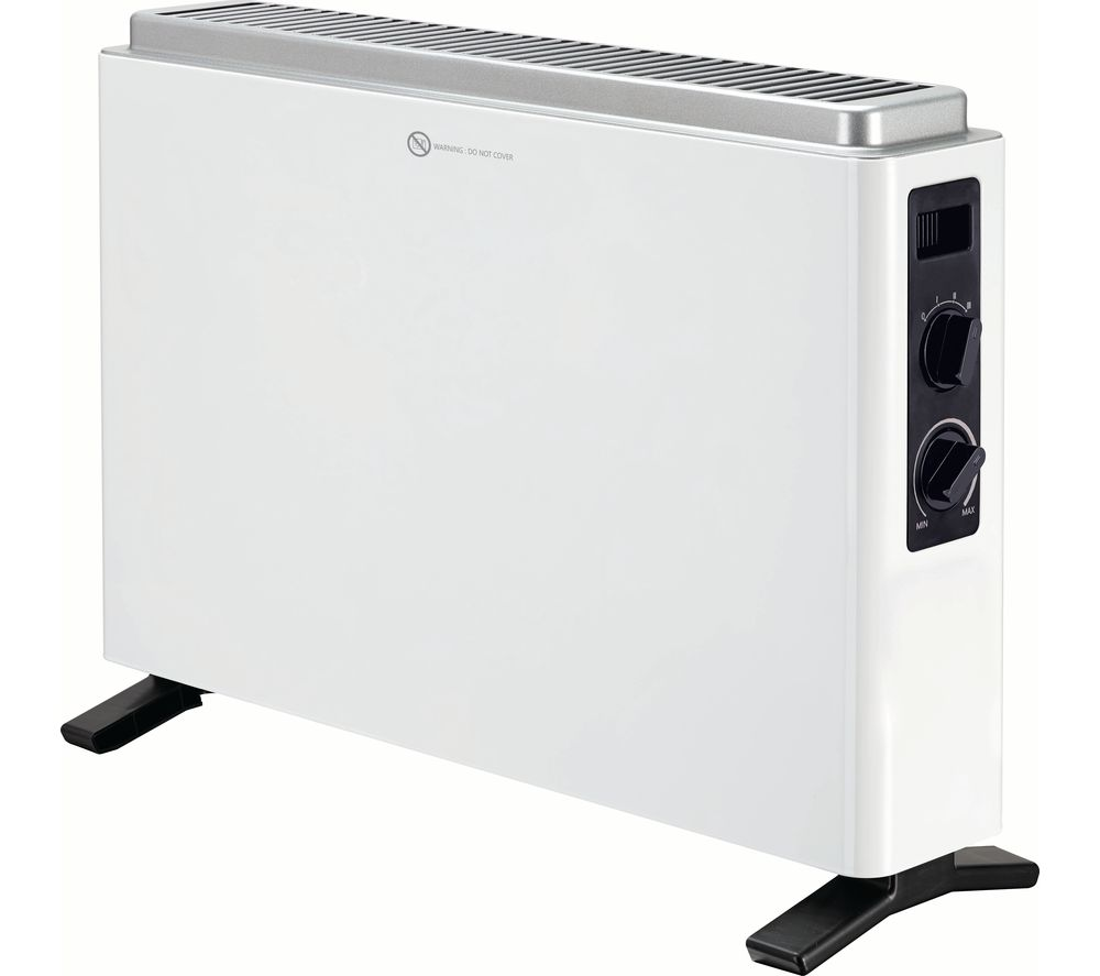ESSENTIALS C20CHW21 Portable Convector Heater - White