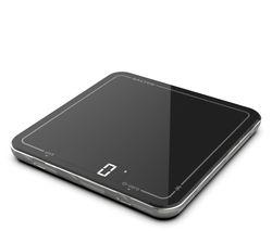 1193 BKDR Smart Digital Kitchen Scales - Black