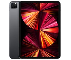 "11"" iPad Pro (2021) - 128 GB, Space Grey"
