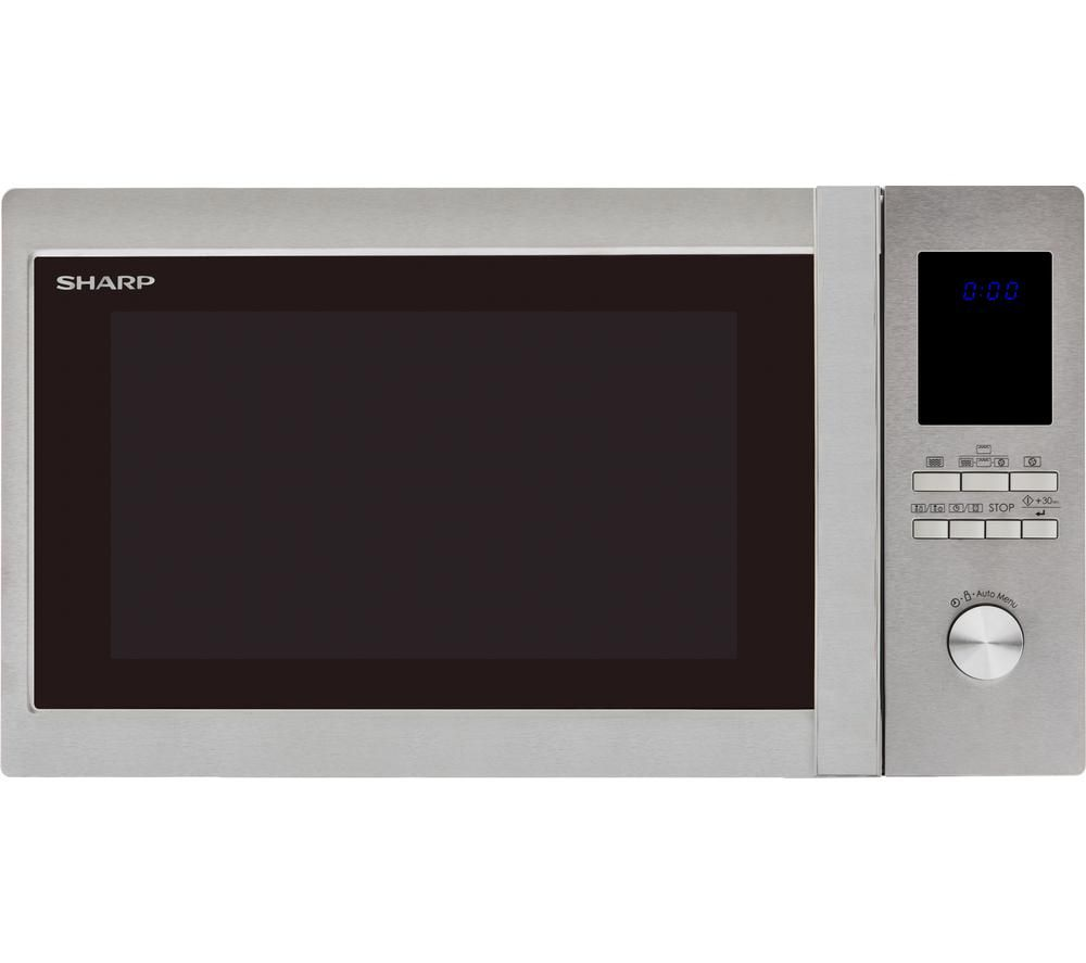 SHARP R982STM Combination Microwave - Stainless Steel