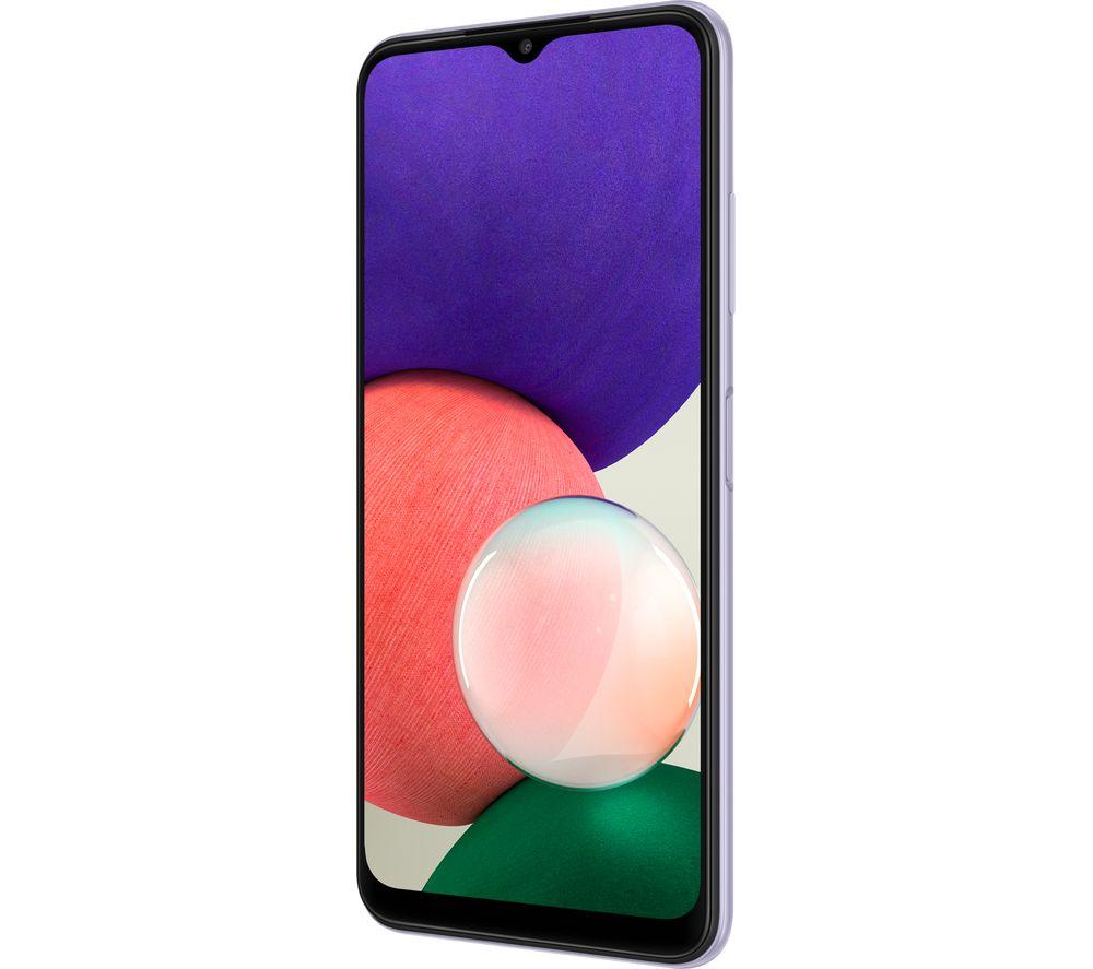 SAMSUNG Galaxy A22 5G – 64 GB, Violet