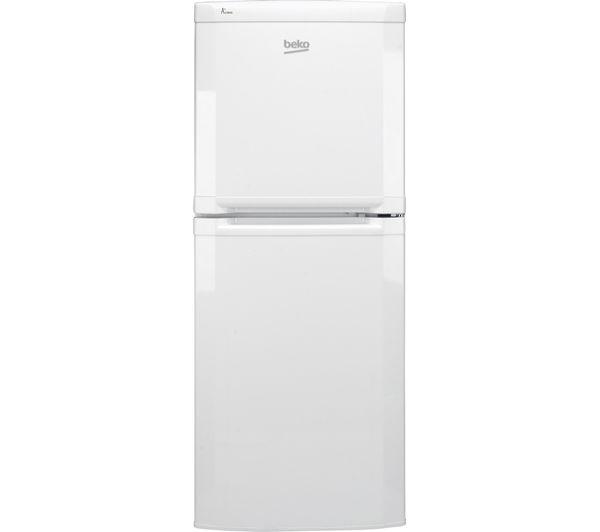 Image of BEKO CT5381APW 40/60 Fridge Freezer - White