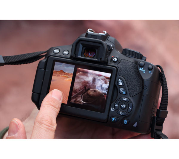 8596B014 - CANON EOS 700D DSLR Camera - Body Only - Currys