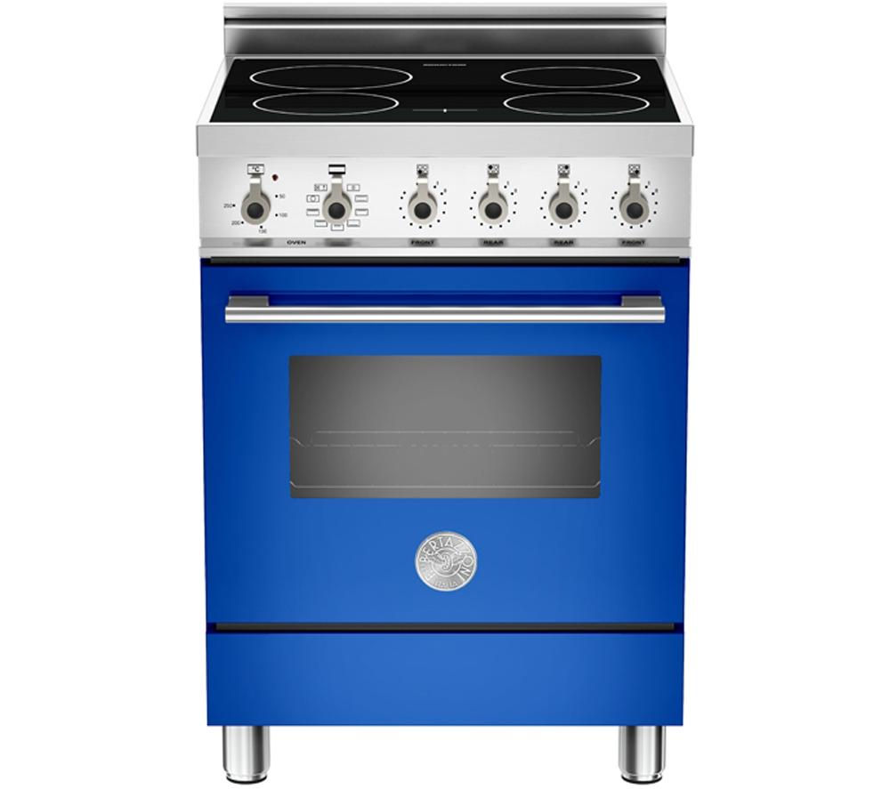 Bertazzoni Professional 60 X60indmfebl Electric Induction Cooker Blue Free Delivery Currys