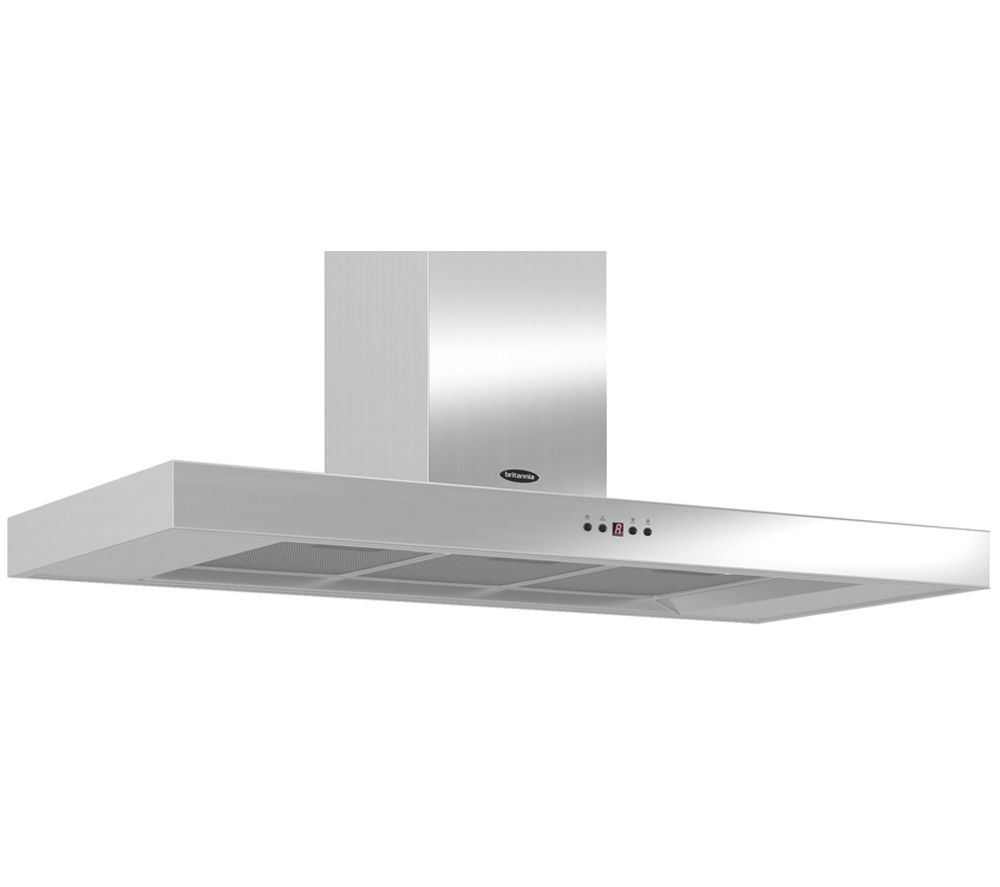 BRITANNIA Arioso TPK7088A11S Chimney Cooker Hood - Stainless Steel, Stainless Steel