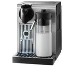 NESPRESSO by De'Longhi Lattissima Pro EN750MB Coffee Machine - Silver & Black
