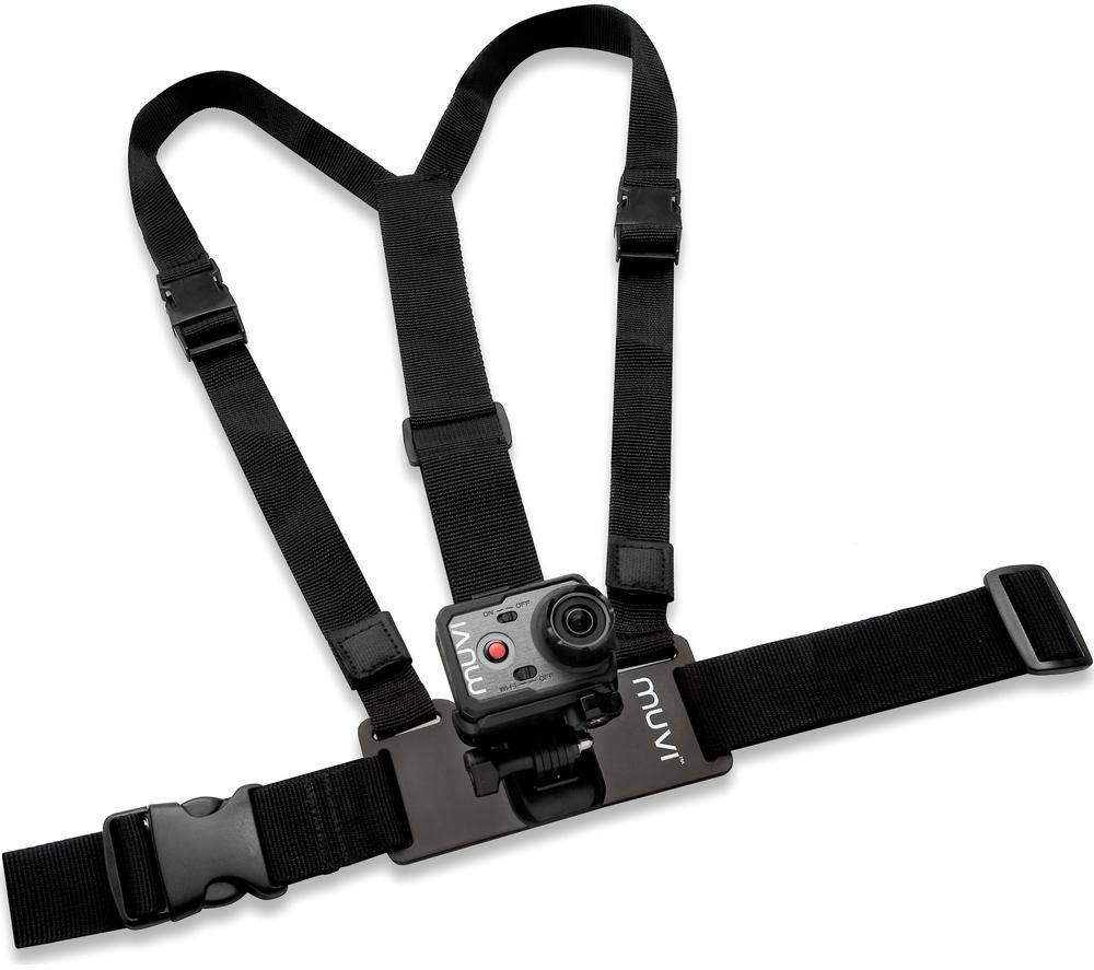 VEHO VCC-A016-HSM MUVI Chest Harness Mount