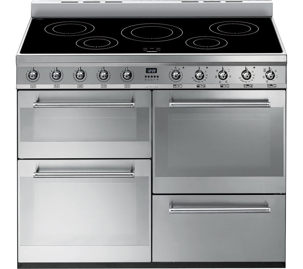 Compare prices for Smeg Symphony 110cm Electric Induction Range Cooker