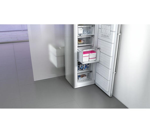 Siemens Iq500 Gs36nai31 Tall Freezer Stainless Steel Fast Delivery