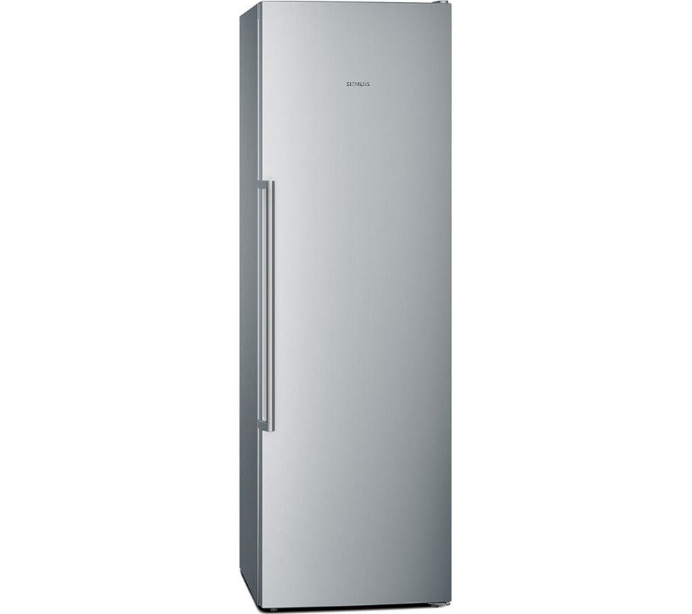 SIEMENS iQ500 GS36NAI31 Tall Freezer - Stainless Steel
