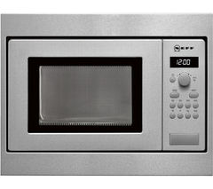 N30 H53W50N3GB Built-in Solo Microwave - Stainless Steel