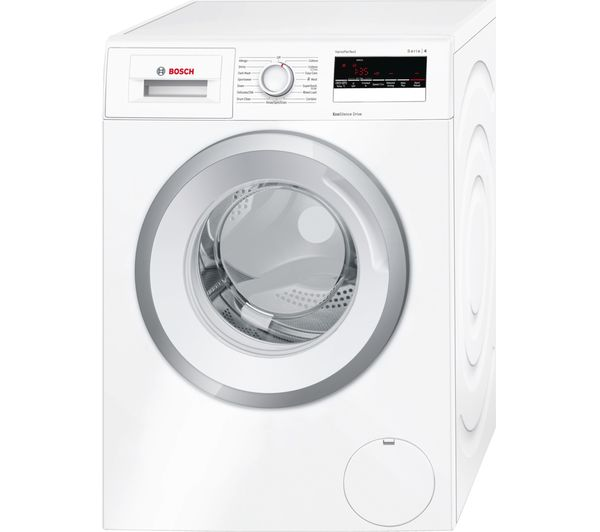 Image of BOSCH Serie 4 WAN28280GB 8 kg 1380 Spin Washing Machine - White