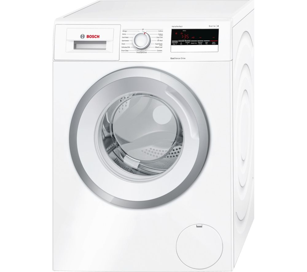 BOSCH Serie 4 WAN28280GB 8 kg 1400 Spin Washing Machine - White