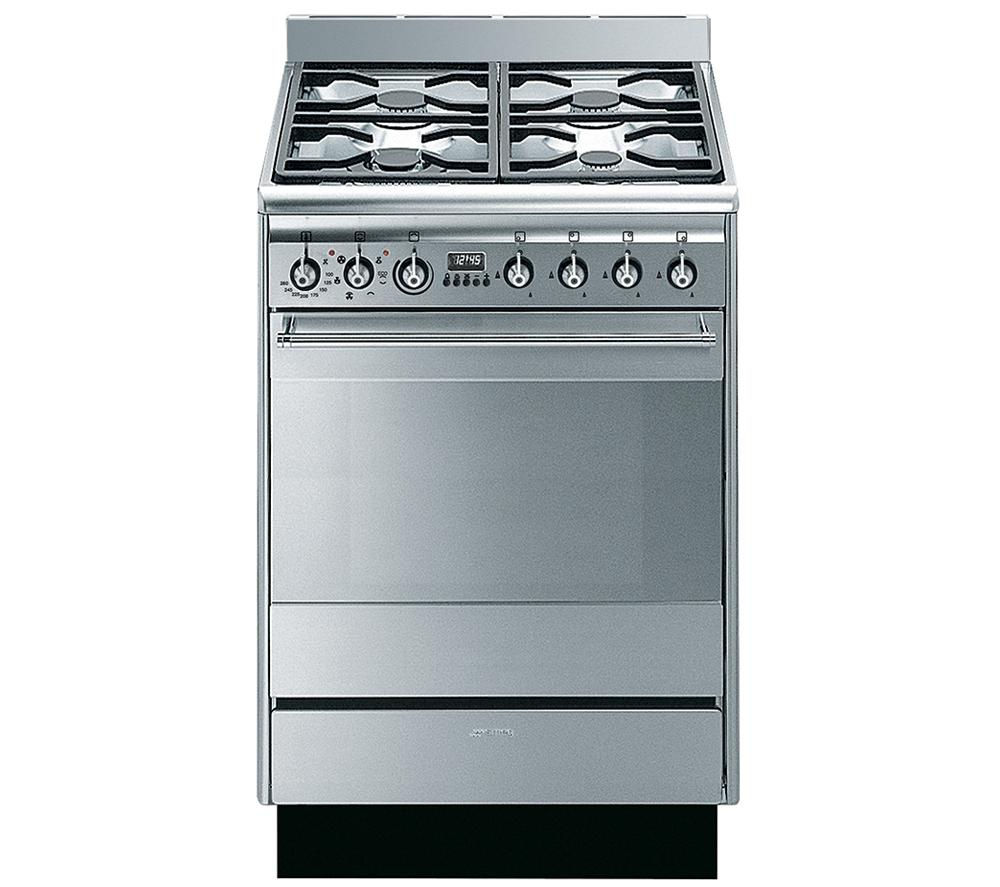 Compare prices for Smeg SUK61MX8 Dual Fuel Cooker