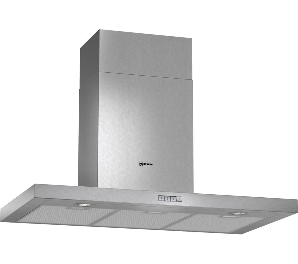 NEFF D79SR22N0B Chimney Cooker Hood - Stainless Steel