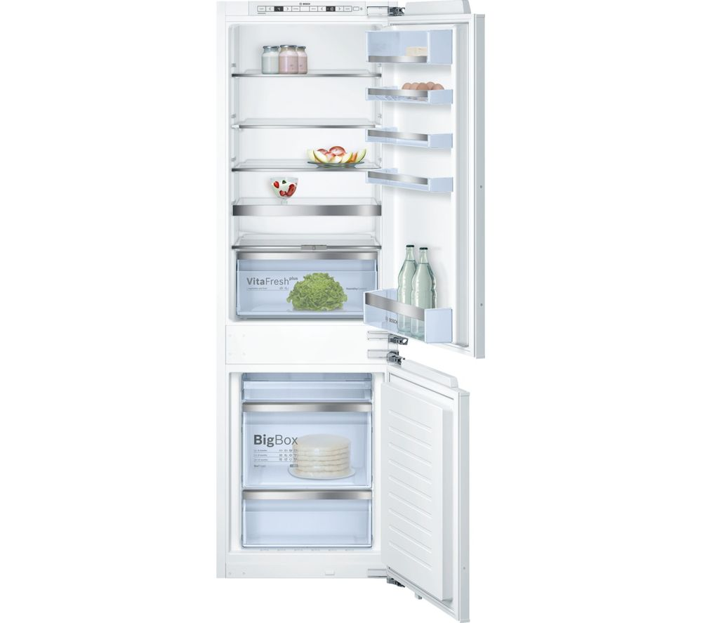 BOSCH Serie 6 KIN86AD30G Integrated 60/40 Fridge Freezer