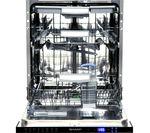 SHARP QW-GD52I472X Full-size Integrated Dishwasher