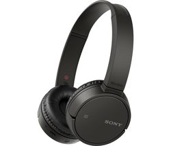 SONY MDR-ZX220BT Wireless Bluetooth Headphones - Black