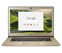 ACER 14 CB3-431 Chromebook - Gold