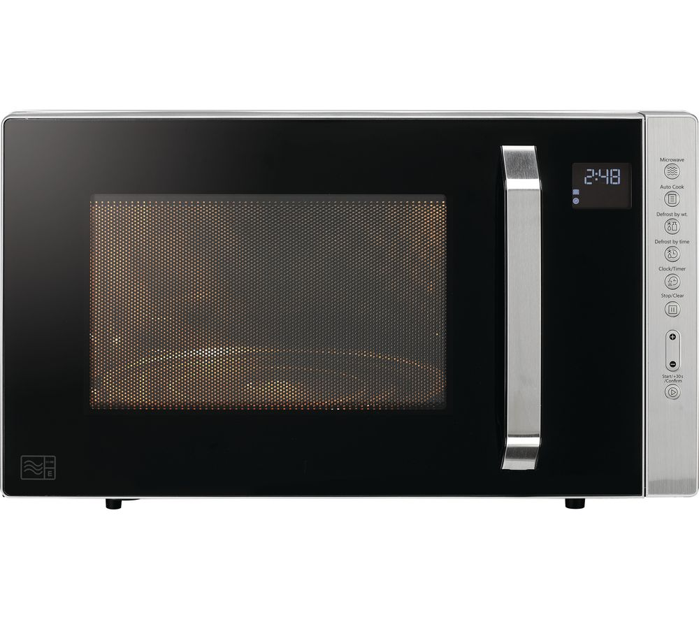Buy Kenwood K23sm17 Solo Microwave Silver Free
