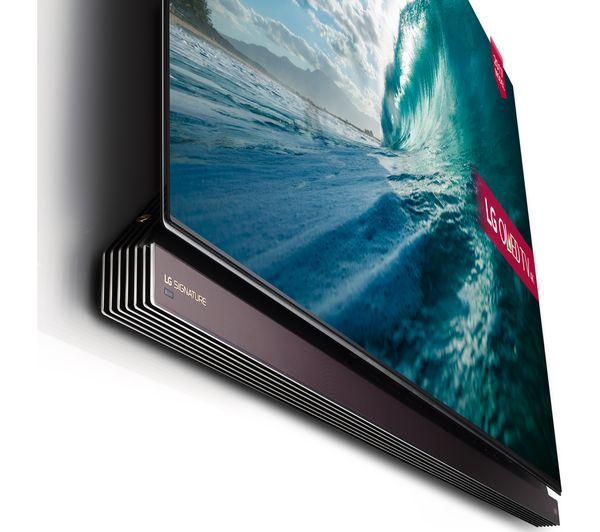 Buy Lg Oled65g7v 65 Quot Smart 4k Hdr Oled Tv Gold Amp Wine