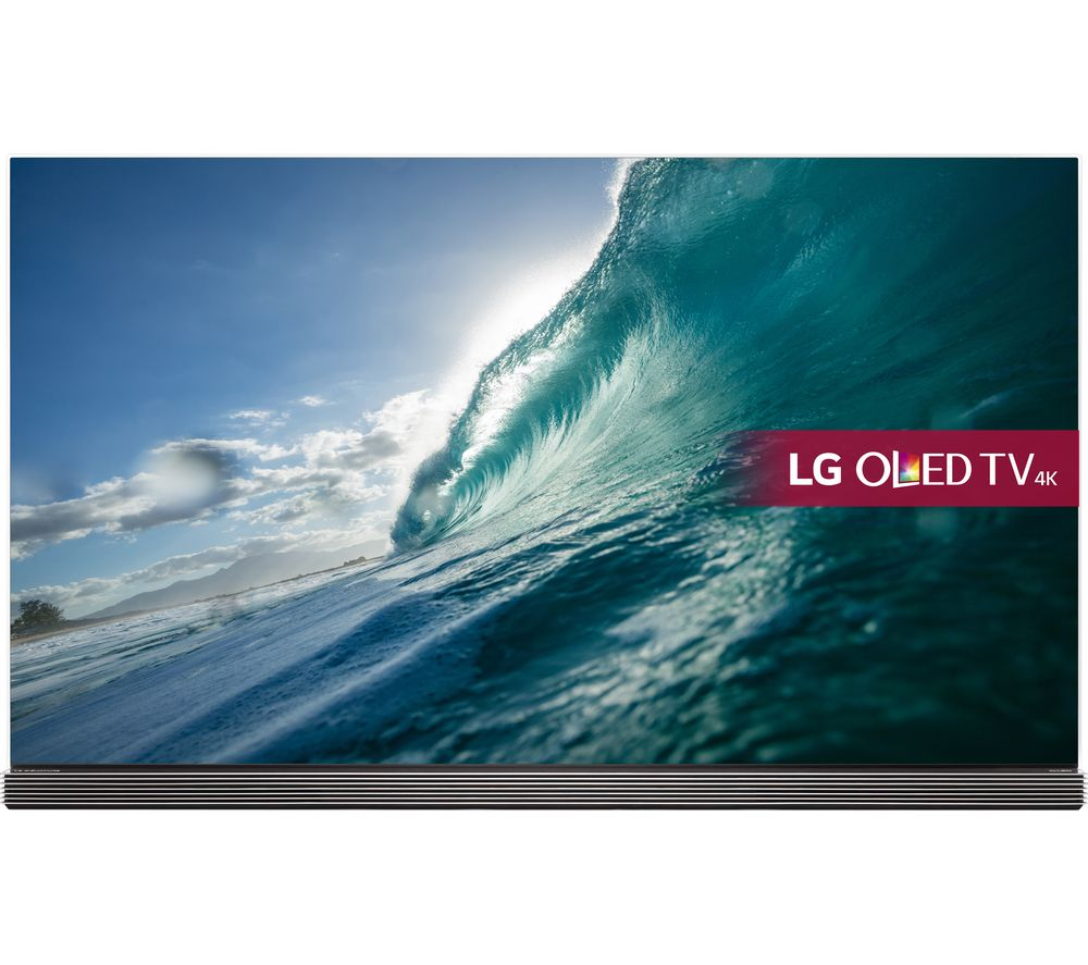 "LG OLED65G7V 65"" Smart 4K HDR OLED TV - Gold & Wine + S1HDM315 HDMI Cable with Ethernet - 1 m"