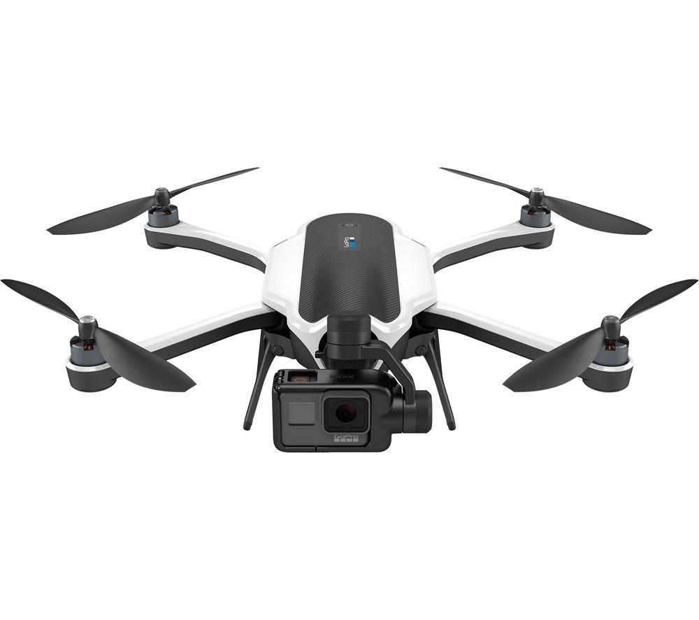 GOPRO Karma Drone with HERO5 Black & Controller - White