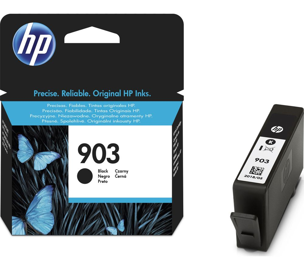 HP 903 Black Ink Cartridge