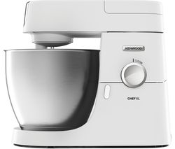 KENWOOD Premier Chef XL KVL4100W Stand Mixer - White