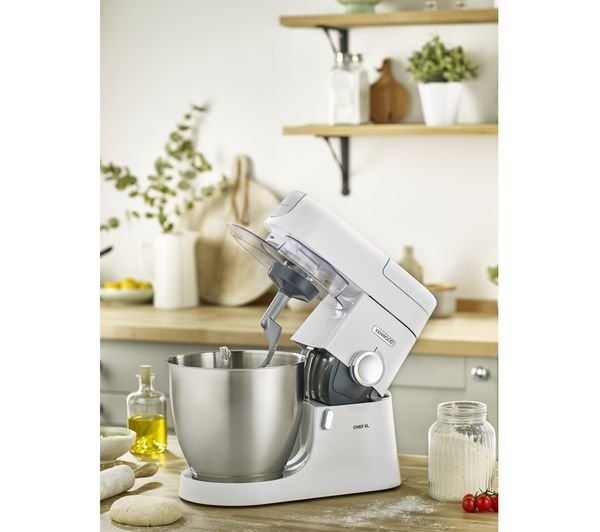 Chef Kitchen Appliances: KENWOOD Premier Chef XL KVL4100W Stand Mixer