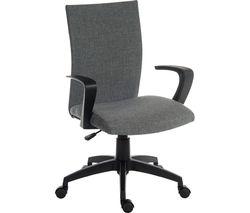 TEKNIK Work 6931GRY Nylon Operator Chair - Grey
