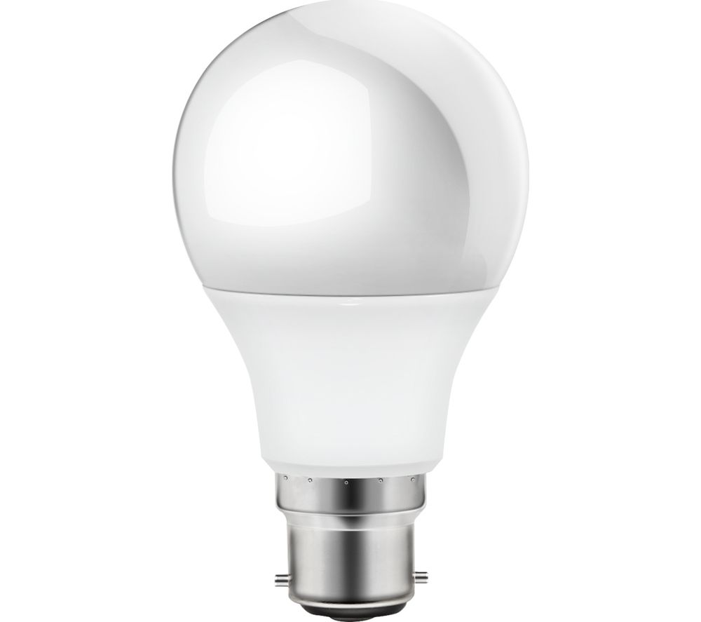 LOGIK LA58BTW17 LED Light Bulb - Warm White, Twin pack