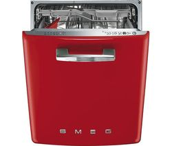 SMEG DI6FABRD Full-size Semi-Integrated Dishwasher