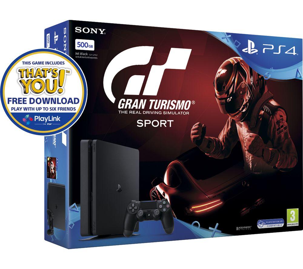 SONY PlayStation 4 Slim & Gran Turismo Sport