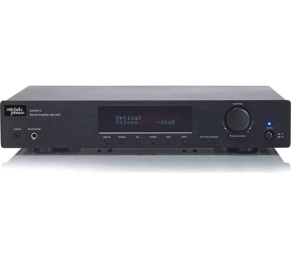 M&J M&J SAP-201V Stereo Amplifier specs