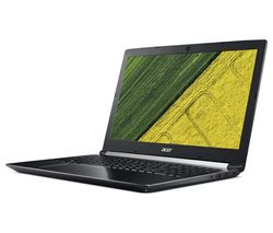 "ACER Aspire 6 15.6"" Laptop - Black"