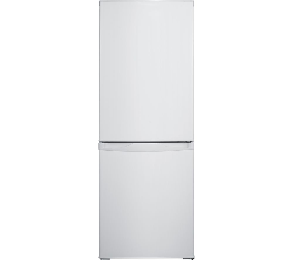 ESSENTIALS C55CW18 60/40 Fridge Freezer - White, White