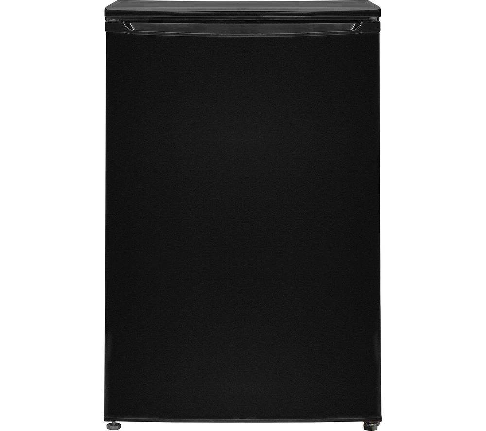 ESSENTIALS CUF55B18 Undercounter Freezer - Black