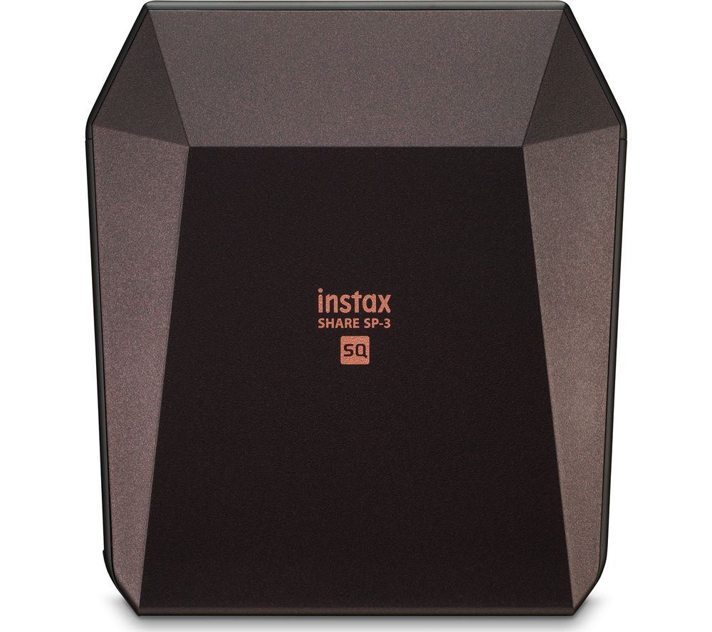 INSTAX SP-3 Photo Printer - Black