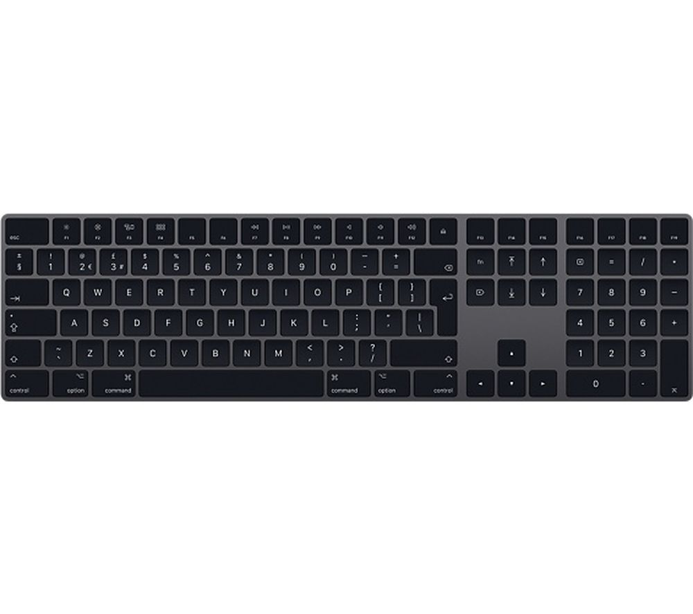 APPLE Magic Wireless Keyboard - Space Grey