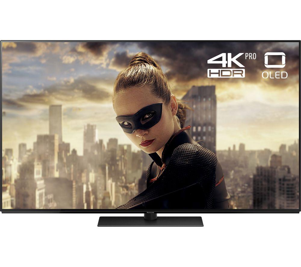 "PANASONIC TX-55FZ802B 55"" Smart 4K Ultra HD HDR OLED TV"