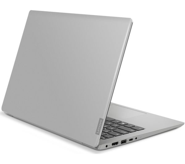 "Image of LENOVO Ideapad 330s 14"" AMD A9 Laptop - 128 GB SSD, Platinum"