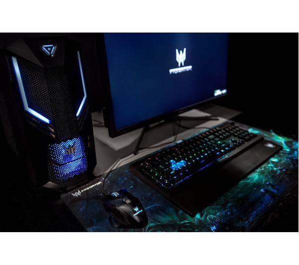 ACER Predator Orion 3000 Intel® Core™ i5+ GTX 1060 Gaming PC - 1 TB & 128  GB SSD