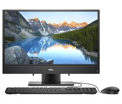 "DELL Inspiron 3275 21.5"" AMD A6 All-In-One PC - 1 TB HDD, Black"