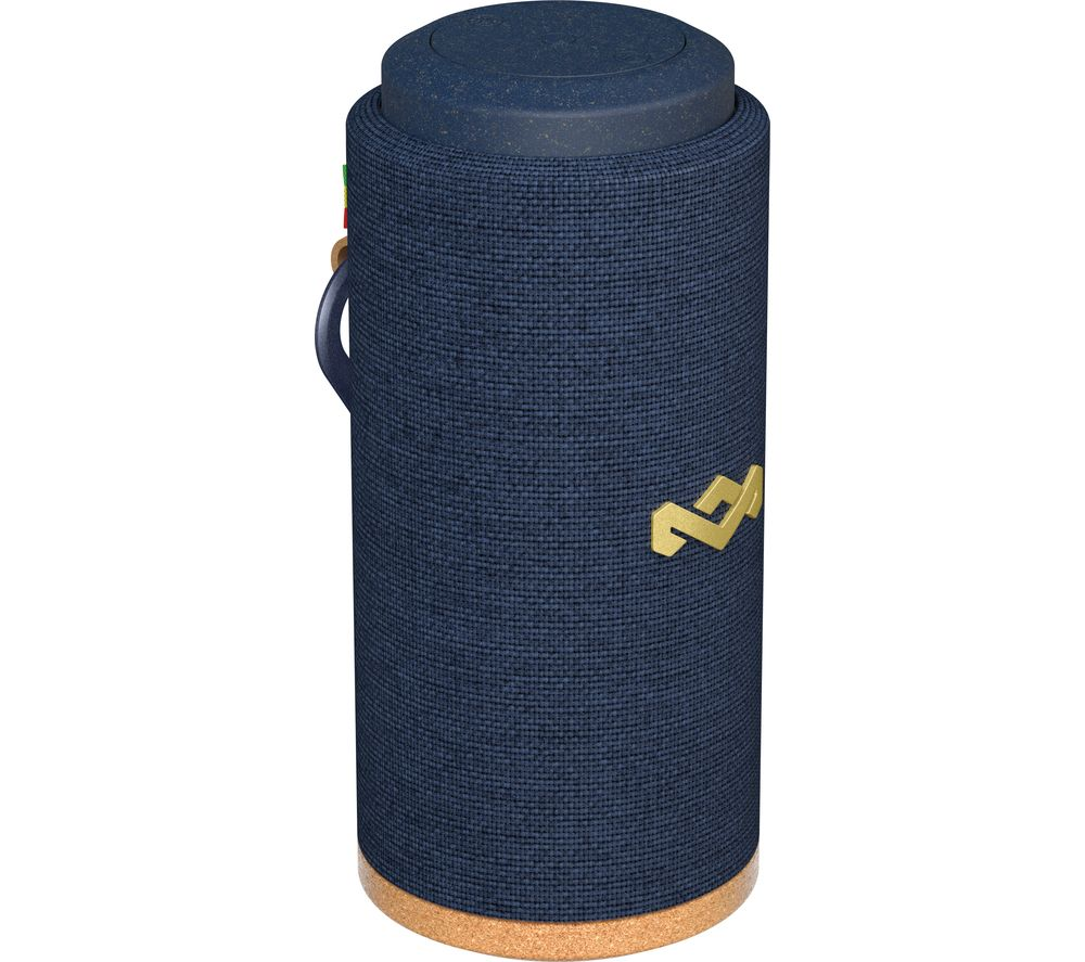 HOUSE OF MARLEY No Bounds Sport EM-JA016-BL Portable Bluetooth Speaker - Blue