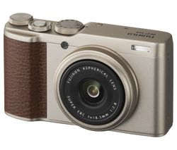 XF10 High Performance Compact Camera - Champagne Gold