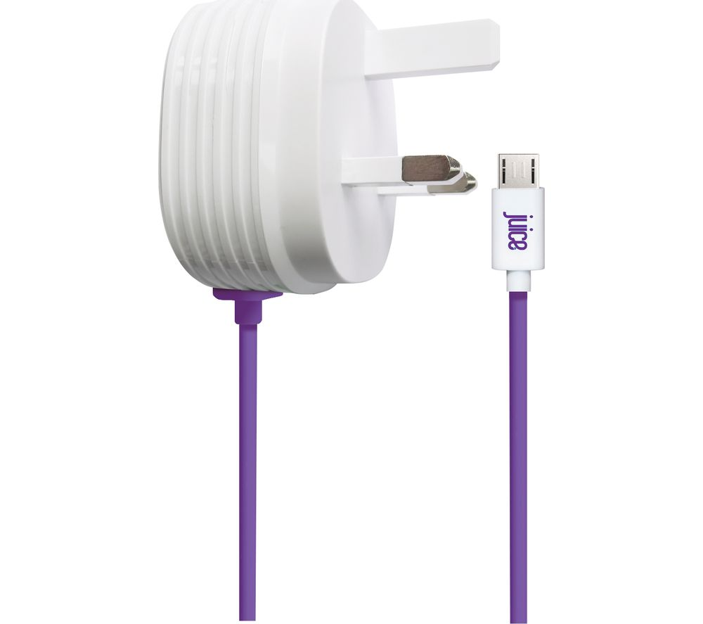 JUICE Micro USB Charger - 1.5 m
