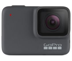 GOPRO HERO7 Action Camera - Silver